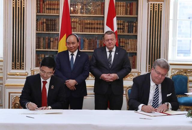 Doanh nghiệp Việt Nam - Đan Mạch hợp tác phát triển điện gió - 1