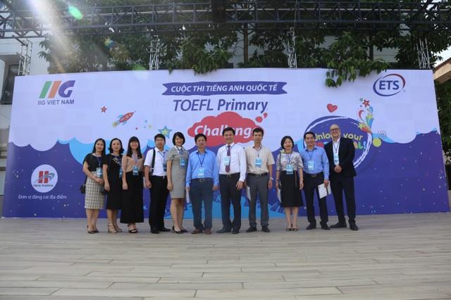 Khai mạc vòng 1 cuộc thi tiếng Anh quốc tế TOEFL Challenge 2019-2020 - 1