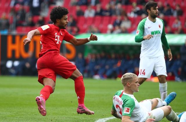 Lewandowski ghi bàn, Bayern Munich vẫn đánh rơi điểm đáng tiếc - 2