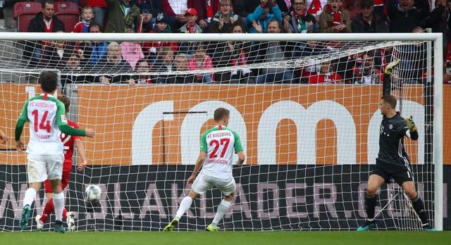 Lewandowski ghi bàn, Bayern Munich vẫn đánh rơi điểm đáng tiếc - 3