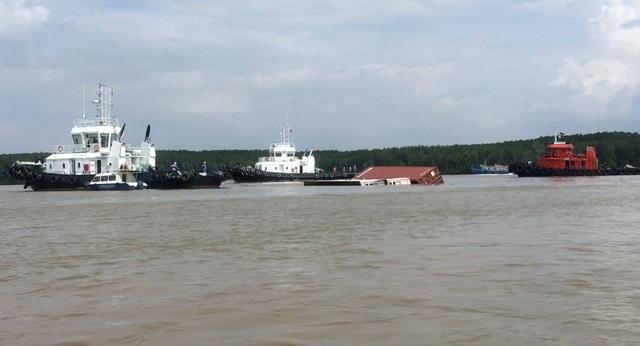 Bộ trưởng Bộ GTVT yêu cầu xử nghiêm vụ chìm tàu Viet Sun Integrity - 1