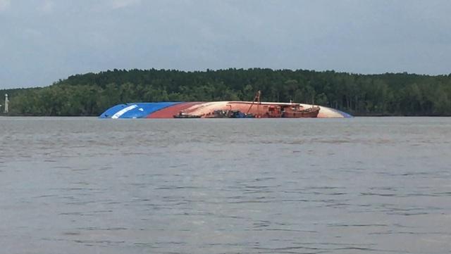 Bộ trưởng Bộ GTVT yêu cầu xử nghiêm vụ chìm tàu Viet Sun Integrity - 3