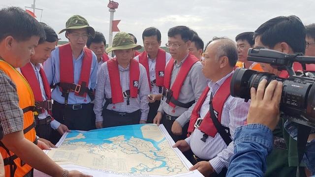 Bộ trưởng Bộ GTVT yêu cầu xử nghiêm vụ chìm tàu Viet Sun Integrity - 2