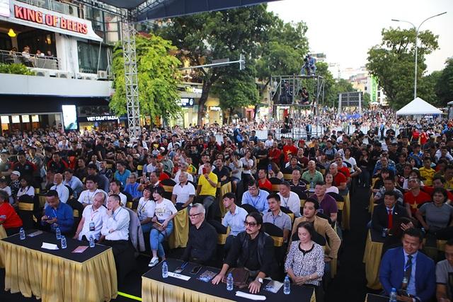 Trương Đình Hoàng giành chiến thắng lịch sử cho quyền Anh Việt Nam - 8