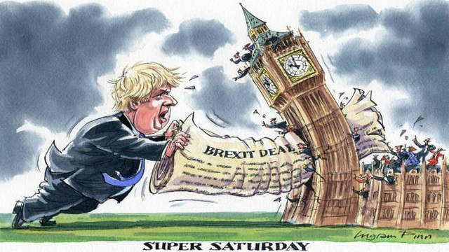 Câu chuyện Brexit: Ăn nhau về cuối - 1