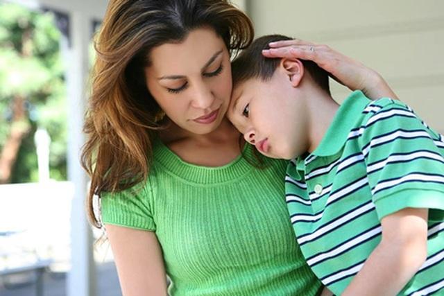 Con bạn có nhạy cảm quá mức? - 1