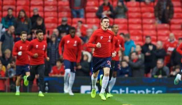 Man Utd 1-1 Liverpool: Klopp vẫn chưa thắng ở Old Trafford - 7