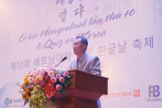 Tưng bừng ngày hội tiếng Hàn Hangeulnal tại Hà Nội - 6
