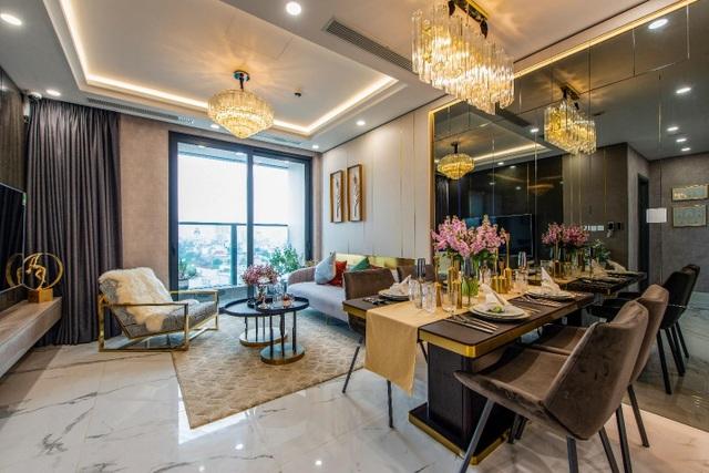"""""""Soi"""" căn hộ mẫu của Sunshine City Sài Gòn, lý giải vì sao khách hàng """"mê đắm"""" - 1"""