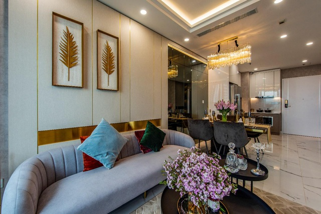 """""""Soi"""" căn hộ mẫu của Sunshine City Sài Gòn, lý giải vì sao khách hàng """"mê đắm"""" - 4"""