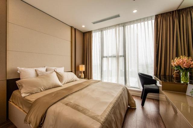 """""""Soi"""" căn hộ mẫu của Sunshine City Sài Gòn, lý giải vì sao khách hàng """"mê đắm"""" - 6"""