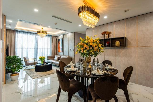 """""""Soi"""" căn hộ mẫu của Sunshine City Sài Gòn, lý giải vì sao khách hàng """"mê đắm"""" - 11"""