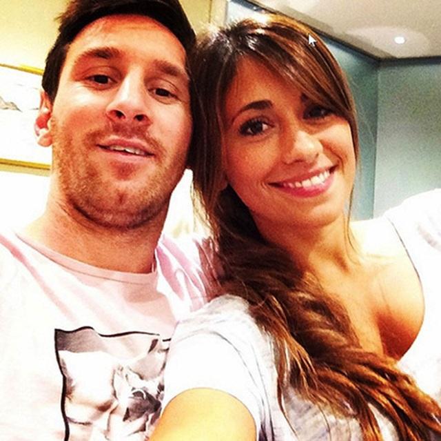 Messi lần đầu chia sẻ về người vợ tuyệt vời Antonella Roccuzzo - 2