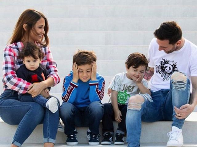 Messi lần đầu chia sẻ về người vợ tuyệt vời Antonella Roccuzzo - 3