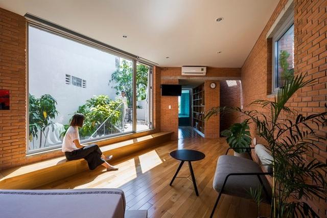 Nhà gạch nung rợp bóng cây xanh lọt đề cử kiến trúc đẹp nhất thế giới - 3