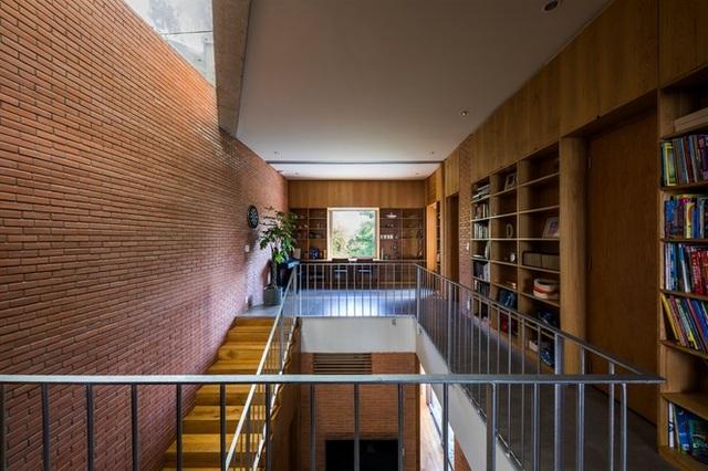 Nhà gạch nung rợp bóng cây xanh lọt đề cử kiến trúc đẹp nhất thế giới - 4