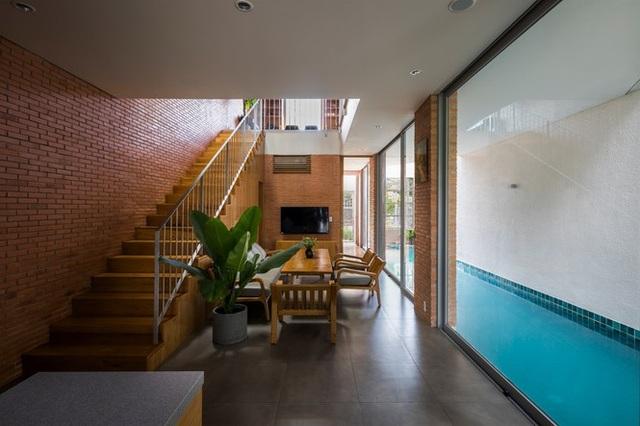 Nhà gạch nung rợp bóng cây xanh lọt đề cử kiến trúc đẹp nhất thế giới - 5