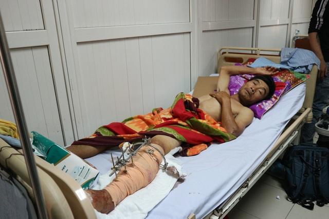 Xót thương gia đình 4 người gặp nạn vật vã trong bệnh viện - 4