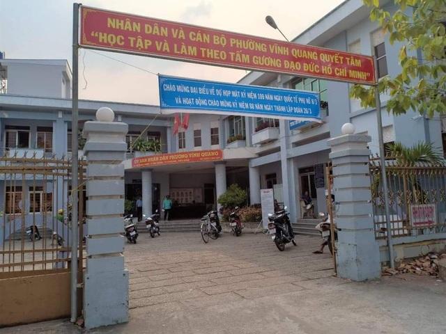 Chủ tịch phường chỉ đạo miệng tịch thu đồ của dân tại Kiên Giang! - 2