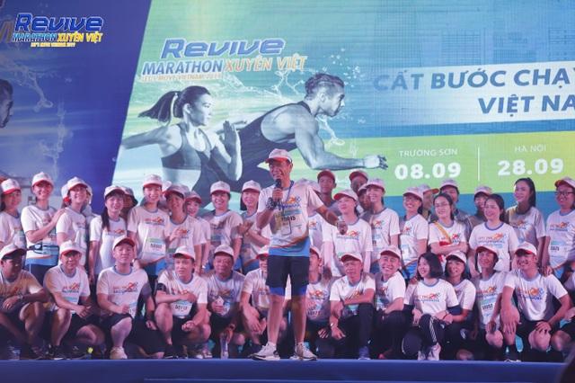 Revive Marathon Xuyên Việt: Khơi cảm hứng giúp đỡ cộng đồng từ chạy bộ - 2