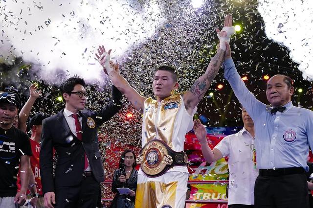 Trương Đình Hoàng đoạt đai WBA Đông Á - 3