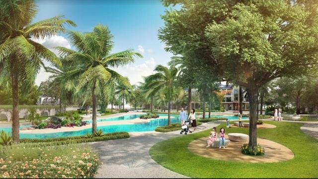 Verosa Park trở thành tâm điểm lựa chọn ở phân khúc nhà liên kế  biệt thự - 2
