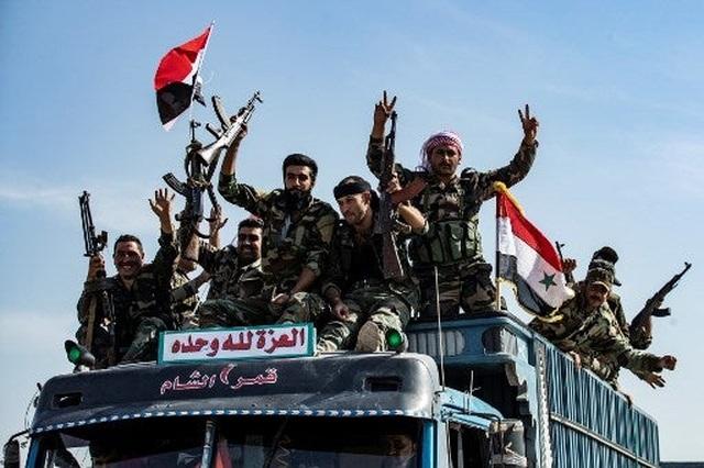 """Syria điều thêm 3 lữ đoàn tới """"điểm nóng"""" quân sự với Thổ Nhĩ Kỳ - 1"""
