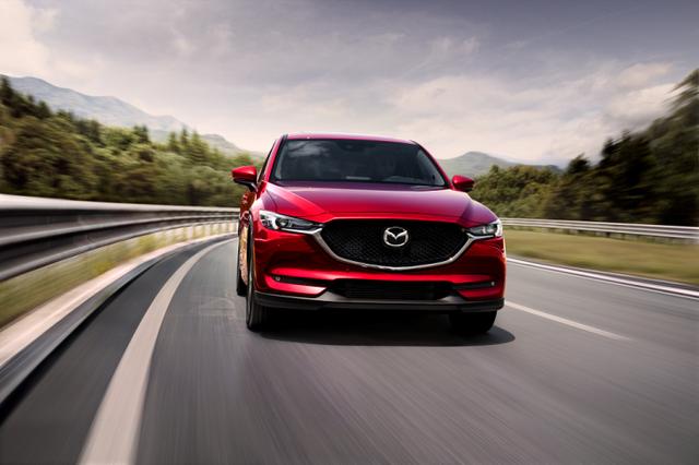 New Mazda CX-5 tăng ưu đãi đến 50 triệu đồng - 1