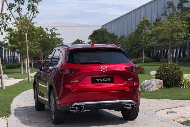 New Mazda CX-5 tăng ưu đãi đến 50 triệu đồng - 2