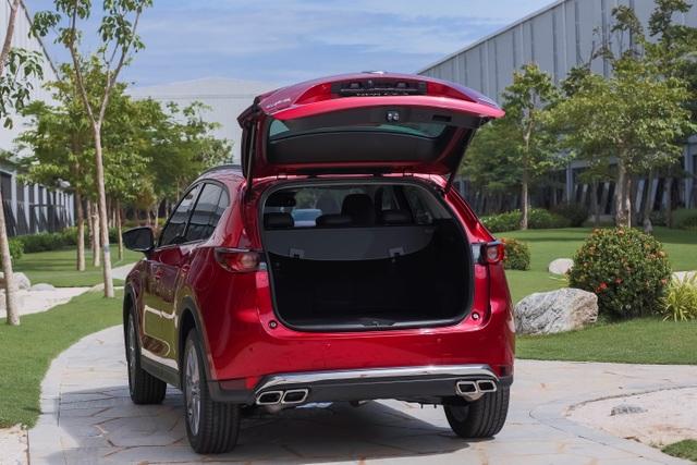 New Mazda CX-5 tăng ưu đãi đến 50 triệu đồng - 3