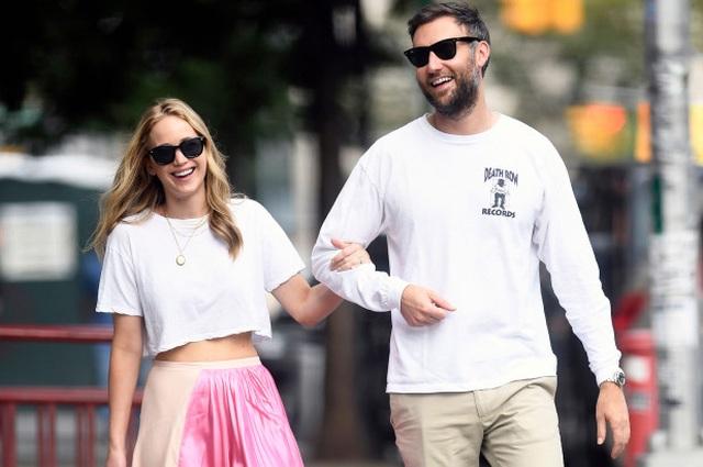 Jennifer Lawrence đã bí mật kết hôn - 2
