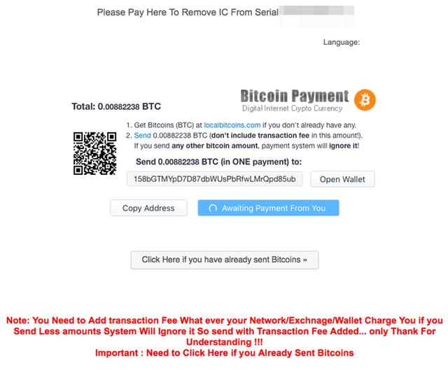 Người dùng iPhone Việt xôn xao vì bị tống tiền bằng Bitcoin - 3