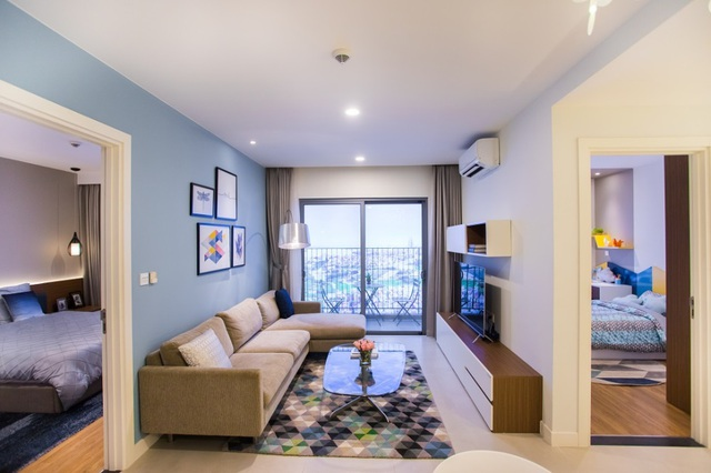 Người mua ở thực ngày càng chuộng căn hộ hoàn thiện - 1