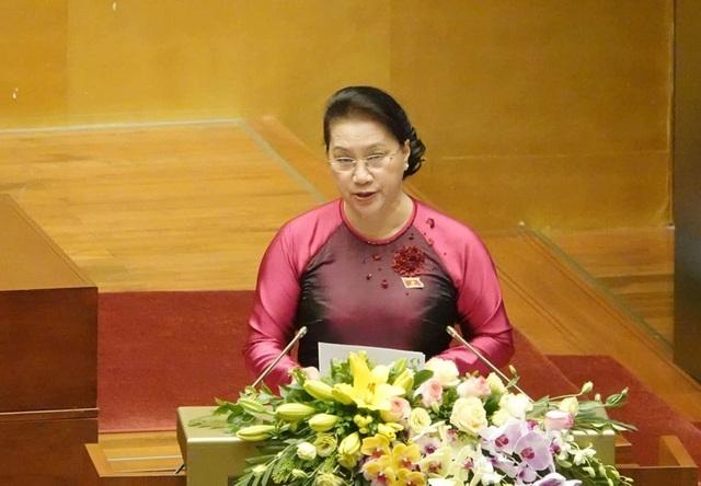 Quốc hội sẽ nghe báo cáo về tình hình Biển Đông - 2