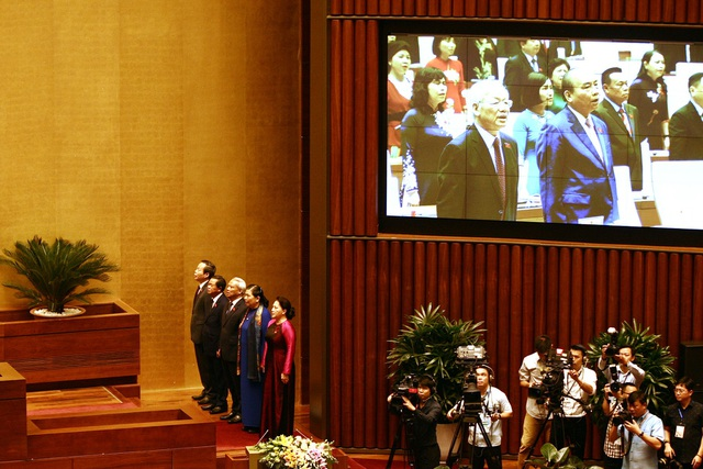 Quốc hội sẽ nghe báo cáo về tình hình Biển Đông - 4