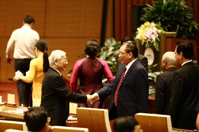 Quốc hội sẽ nghe báo cáo về tình hình Biển Đông - 5