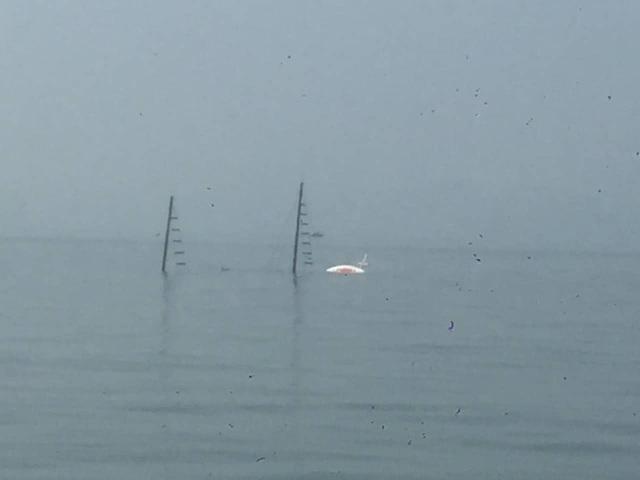 Va chạm với tàu chở đá, một tàu du lịch chìm trên vịnh Hạ Long - 2