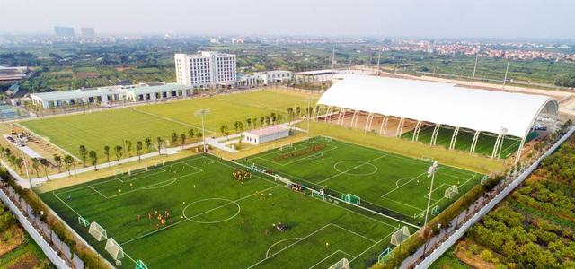 Vingroup  VFF ký thỏa thuận hợp tác chiến lược hỗ trợ phát triển bóng đá Việt Nam - 3