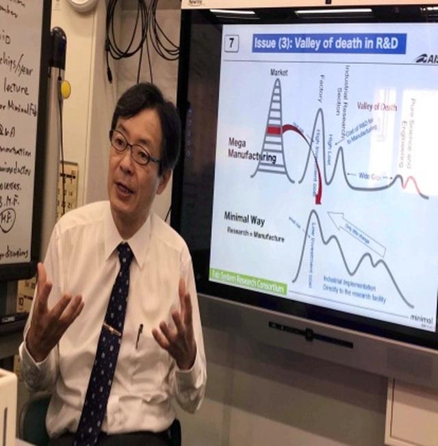 AIST: Bí quyết để giúp cho nên khoa học công nghệ Nhật Bản tiên tiến nhất thế giới?  - 3