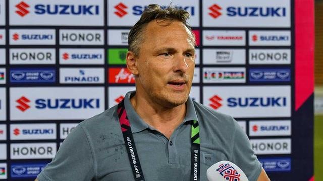 HLV Myanmar bị sa thải vì thành tích kém tại vòng loại World Cup 2022