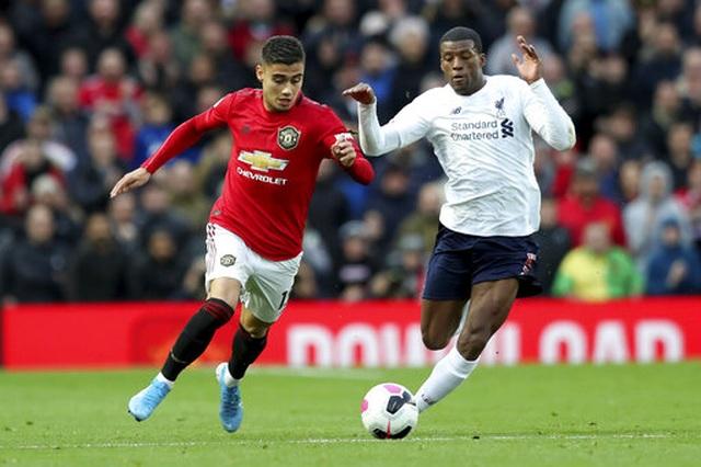 Man Utd 1-1 Liverpool: Klopp vẫn chưa thắng ở Old Trafford - 1