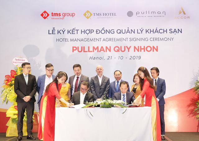 Khách sạn 5 sao cao nhất Quy Nhơn mang thương hiệu Pullman - 1