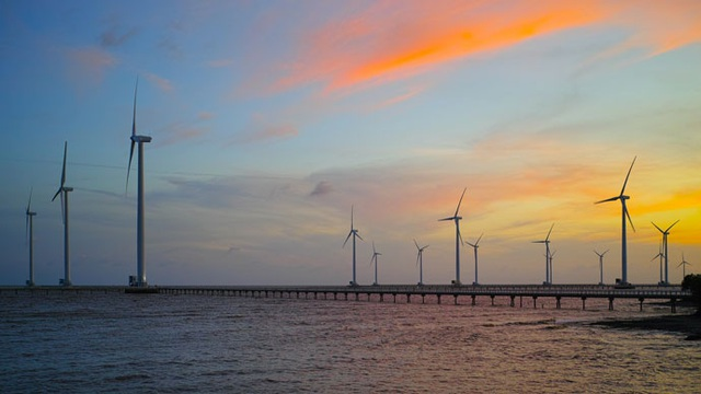 PVN có lợi thế rất lớn để phát triển điện gió - 1
