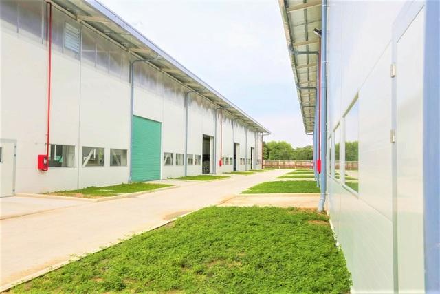 Phương Nam đưa vào hoạt động nhà máy panel chống cháy 10 triệu USD - 3