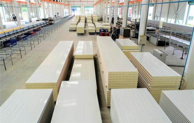 Phương Nam đưa vào hoạt động nhà máy panel chống cháy 10 triệu USD - 5
