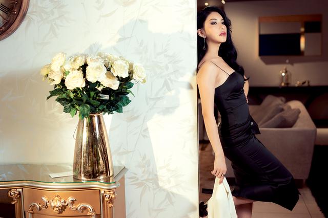 Hoa hậu Loan Vương trải nghiệm không gian sống sang chảnh với nội thất An Dương Home - 5