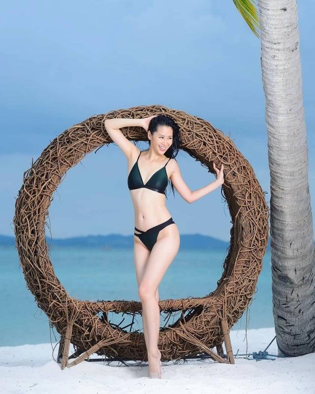 Hoa hậu Dương Thuỳ Linh xúc động trao lại vương miện cho người kế nhiệm - 3