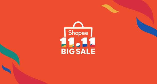 Shopee 11.11 Siêu sale chính thức trở lại: Sự kiện mua sắm lớn nhất 11.11 từ trước đến nay - 1