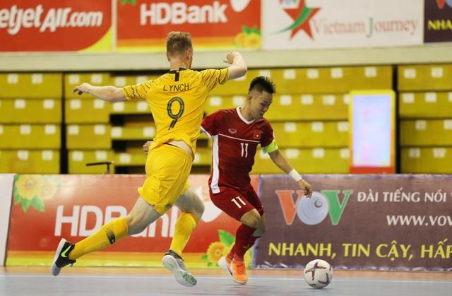 Đội tuyển futsal Việt Nam thắng Australia trong ngày khai mạc giải Đông Nam Á - 1