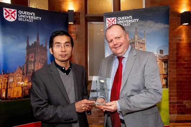 Giáo sư Việt đoạt giải công trình nghiên cứu xuất sắc nhất tại hội nghị viễn thông hàng đầu thế giới - 1